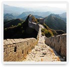 Great Wall hiking Gubeikou