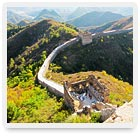Great Wall hiking Jinshanling
