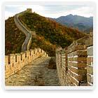Great Wall hiking.Huanghuacheng