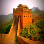 Wild Great Wall hiking,camping tours