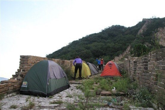 Best 2 Day Great Wall Hiking Camp Tour On Jinshanling
