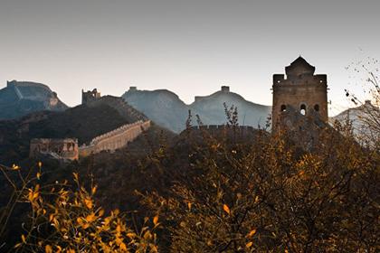 Jiankou Mutianyu Gubeikou Jinshanling Great Wall Hiking