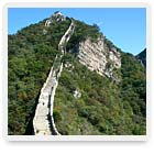 Great Wall hiking Jiankou