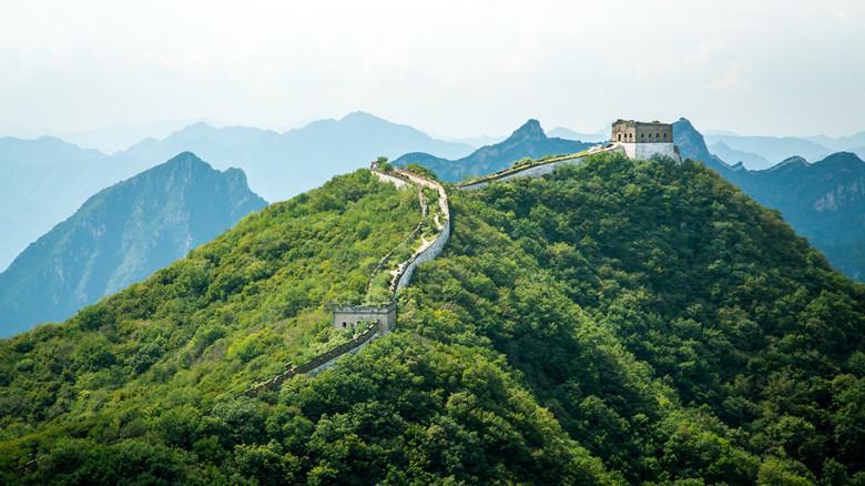 Jiankou Hiking Plus Mutianyu Tour 1 Day Great Wall