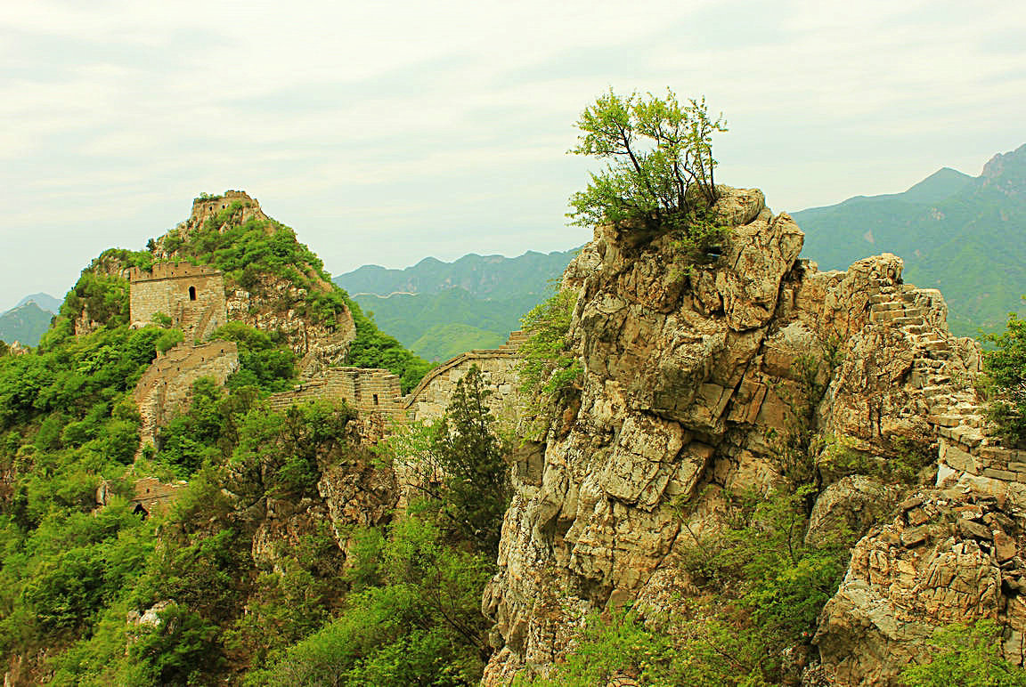 Which Part Of The Great Wall Is The Best To Visit Wild