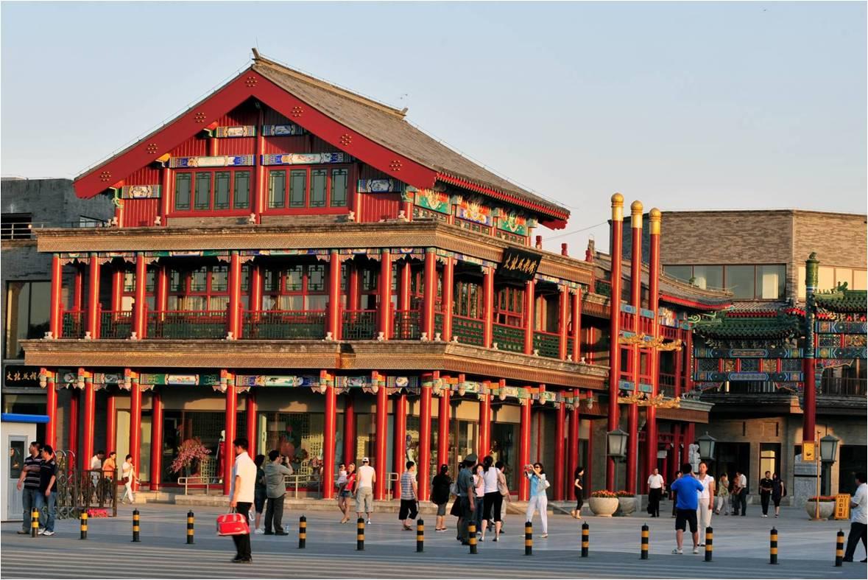 Beijing Car Hire Service