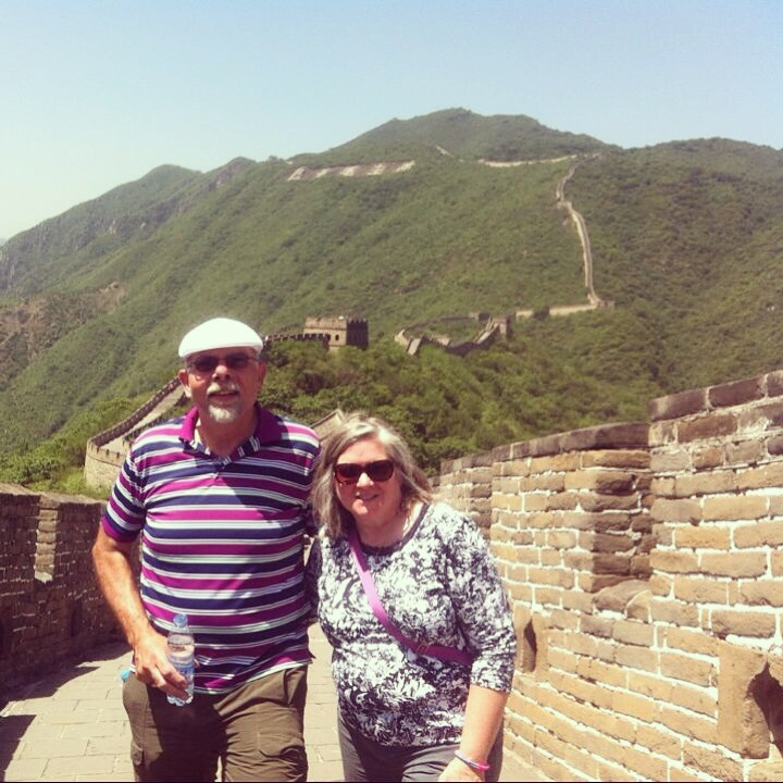 Beijing airport to Great Wall layover tour