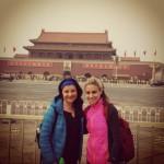 Tiananmen Square visit