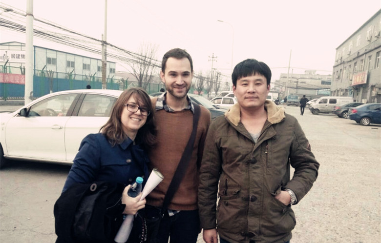 airport to the Great Wall
