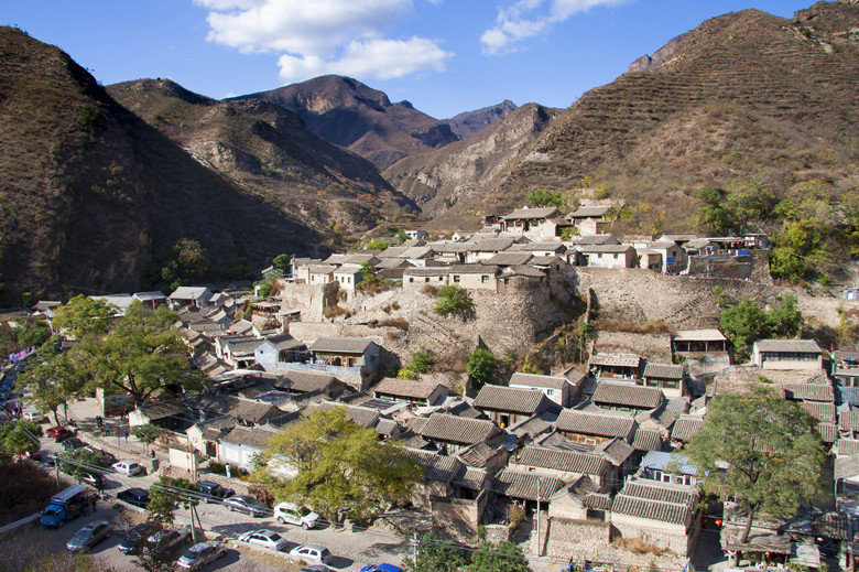 Beijing Chuandix village China