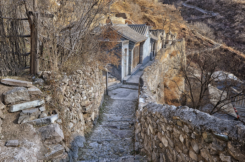 Chuandixia village Beijing