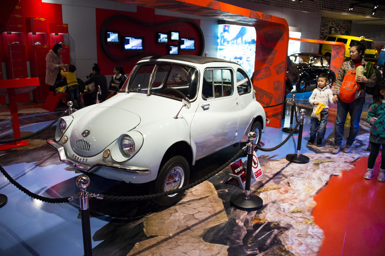Beijing Automobile Museum visit