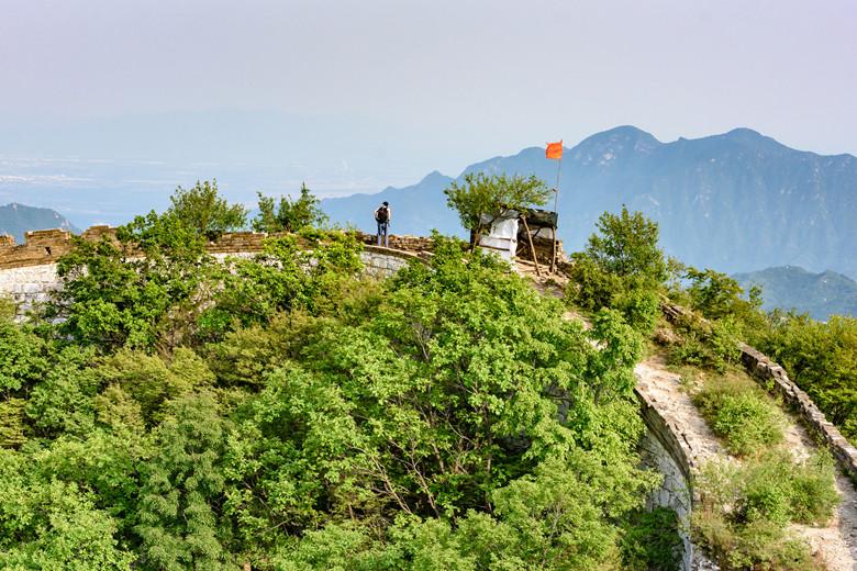Jiankou to Mutianyu Hiking Tour
