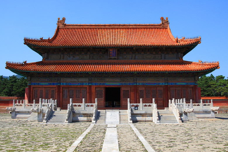 Eastern Qing Tombs travel tips