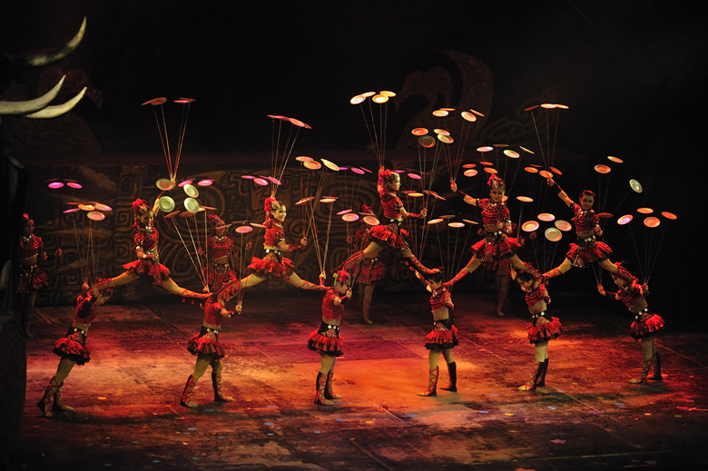 chaoyang theater acrobats