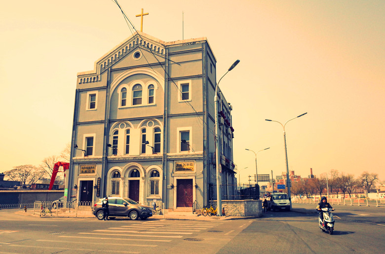 6 Most Beautiful Churches to Visit in Beijing