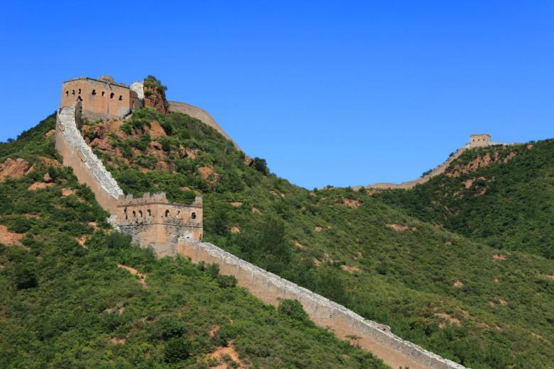 Great Wall steep