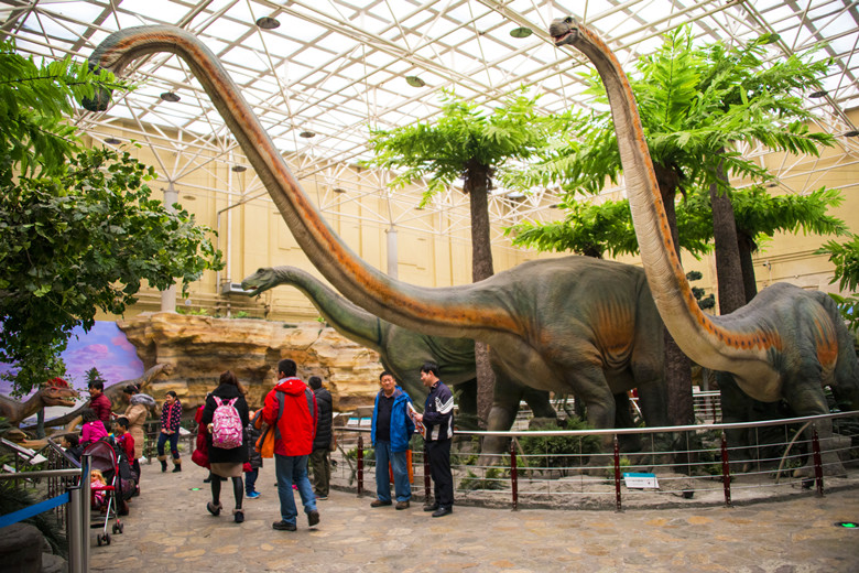 The Beijing Museum of Natural History