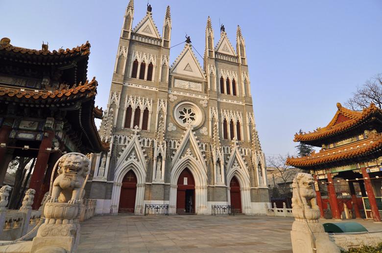 Xishiku Church