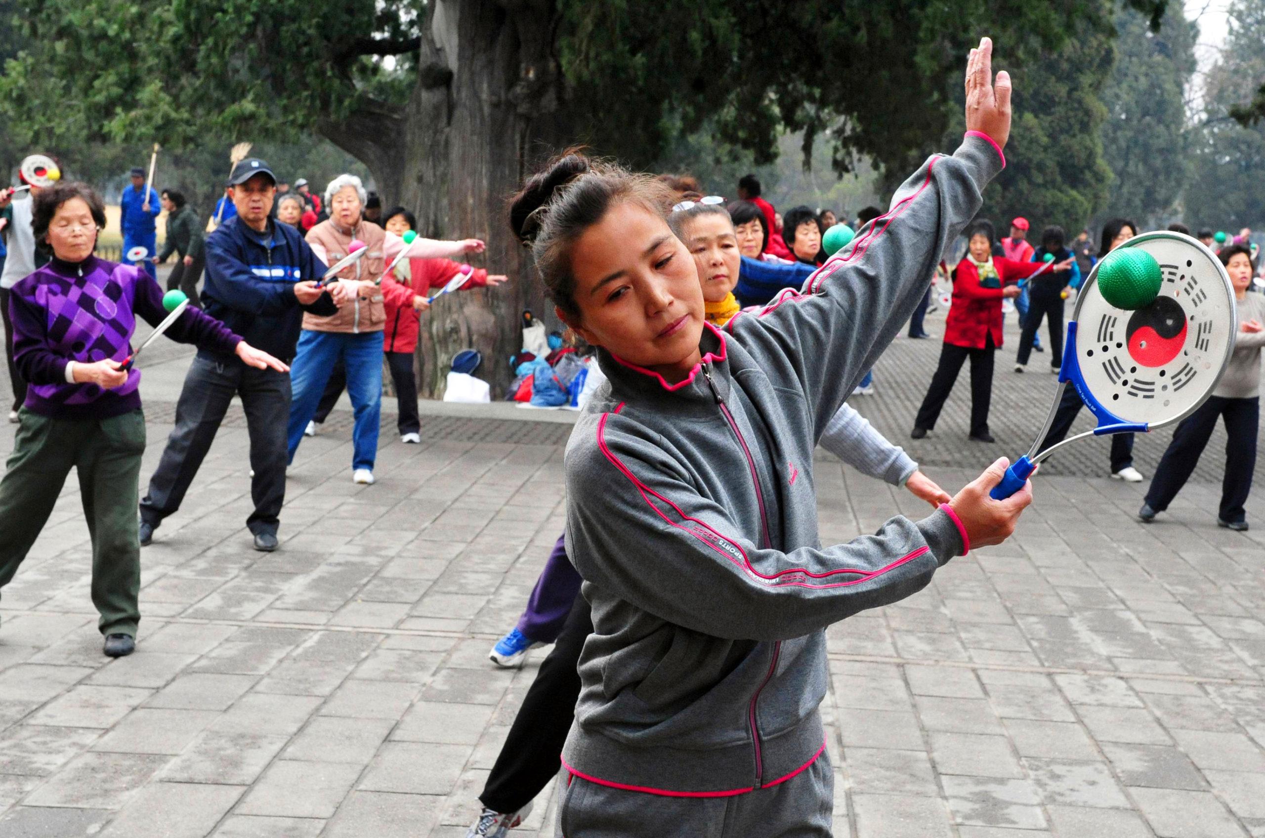 The Best People-Watching Spots Beijing
