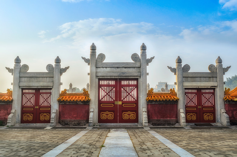 5 Best Quiet Places to Go in Downtown Beijing Temple of Earth
