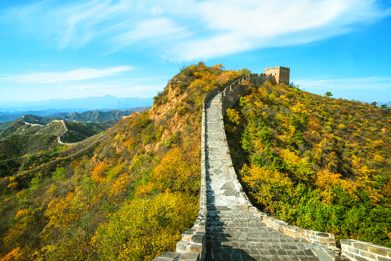 5 Reasons Why Fall is the Best Season to Visit the Great Wall of China