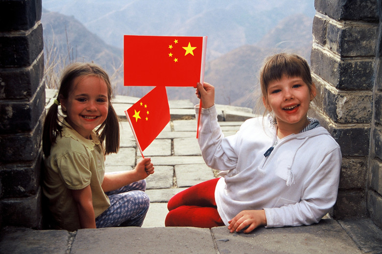 How Old My Kids Should Be to Hike the Great Wall of China
