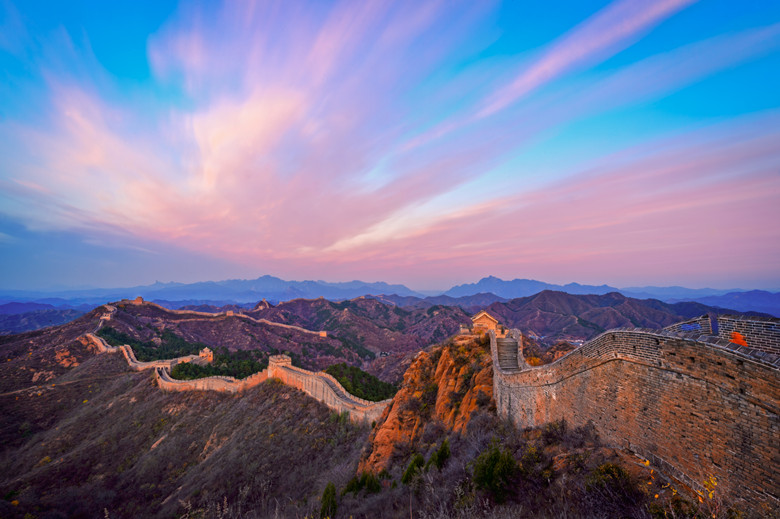How to Choose the Right Great Wall Hike China