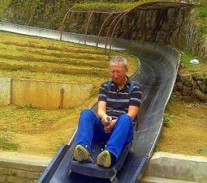 Jiankou Great Wall hiking , camping Beijing tour
