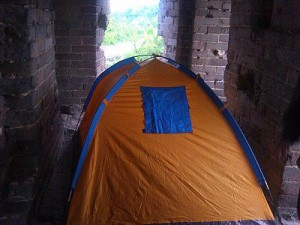 Camping equipment, Great Wall camping, hiking