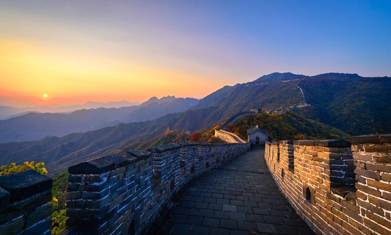 Jiankou to Mutianyu guided tour Beijing