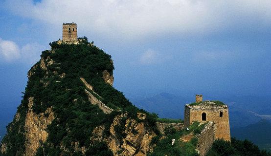 beijing, great wall of china, simatai