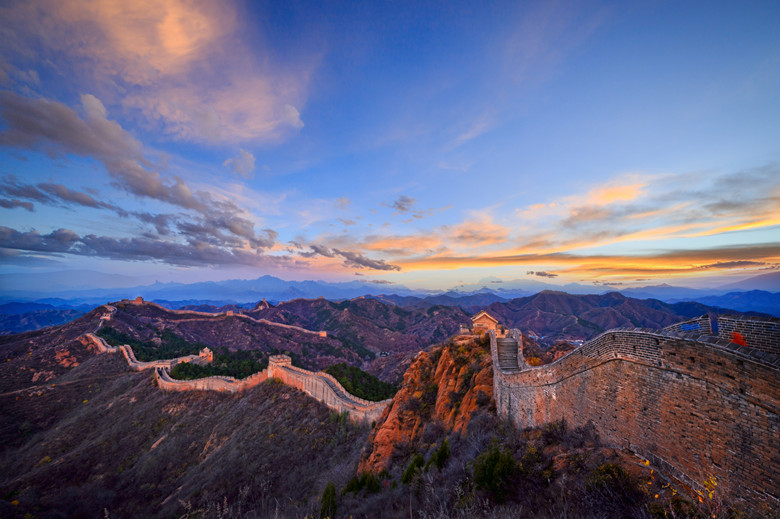 Great Wall Of China Map View.Which Part Of The Great Wall Is The Best To Visit Wild Great Wall