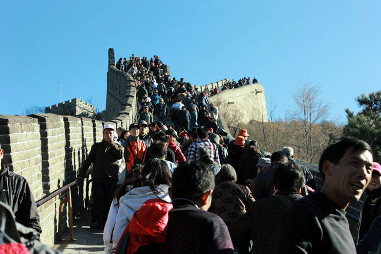 the best time to visit the Great Wall