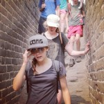 Beijing airport to Great Wall day tour