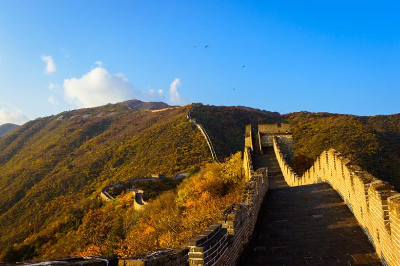 Mutianyu Great Wall Ming Tomb tour