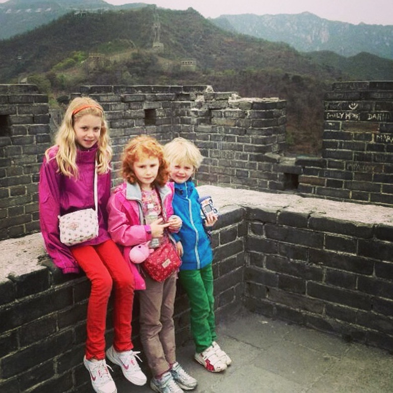 The Great Wall of China for kids