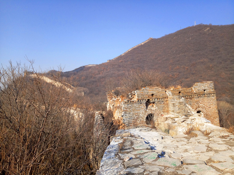 walking-the-great-wall-of-china