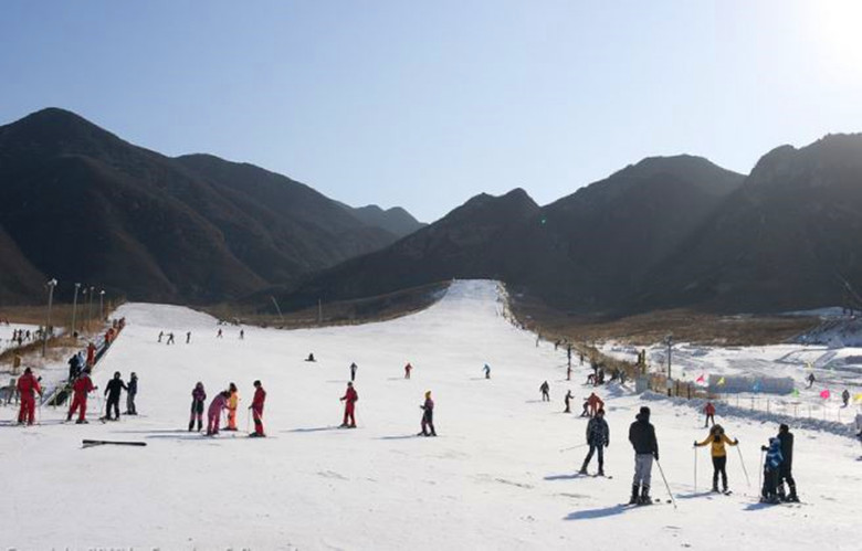 Beijing ski resort