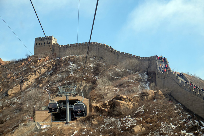 Badaling Great Wall Travel Guide Info