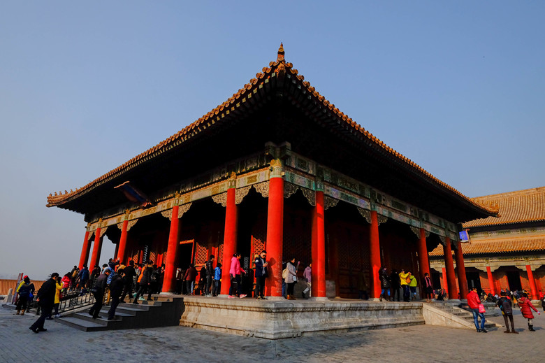 Forbidden City Travel Tips