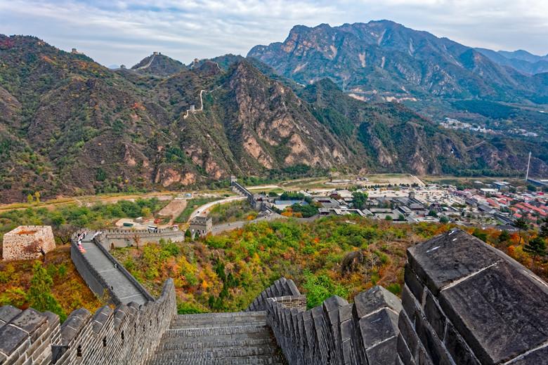 The Huangyaguan Great Wall Tour Guide