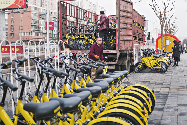 Beijing bike rental