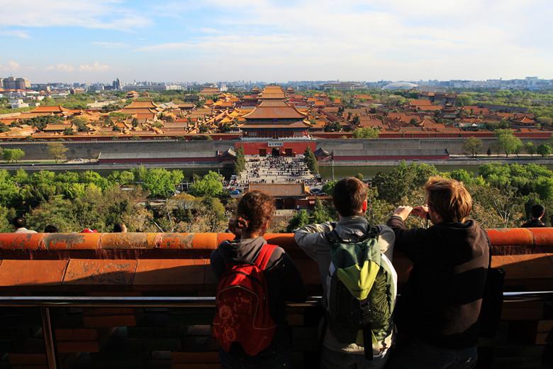 Jingshan park guide