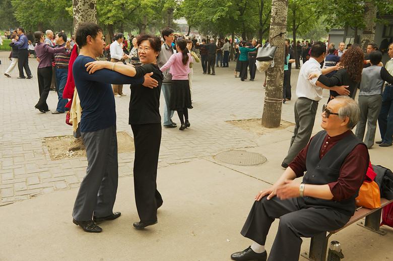 Jingshan park tour guide