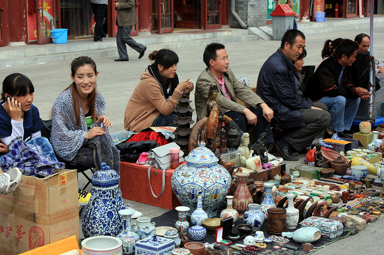 Panjiayuan Antique Market guide