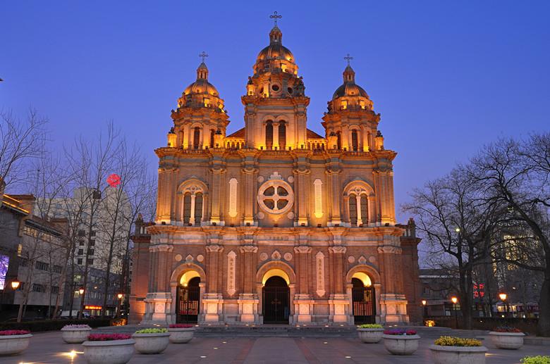 Best churches in Beijing