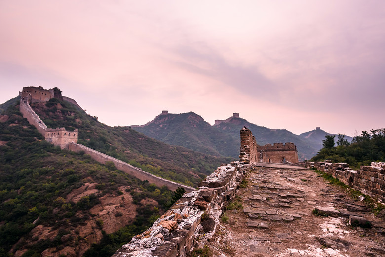 Great Wall of China hiking safety