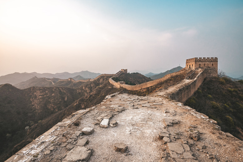 Take a Hiking Pole on Your Great Wall of China Hike Beijing