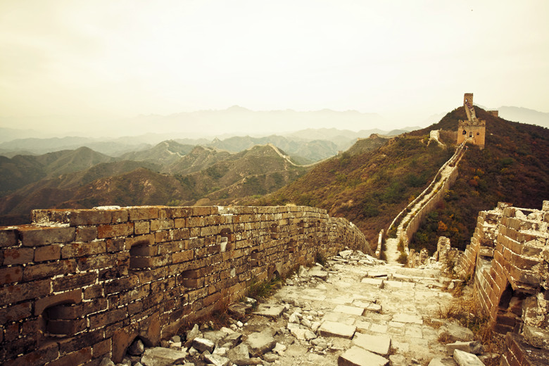 Take a Hiking Pole on Your Great Wall of China Hike China